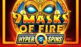 9 masks of fire hyperspins™ logo