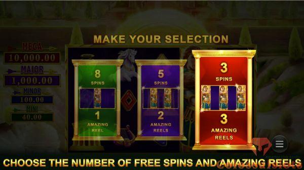 amazing link apollo free spins