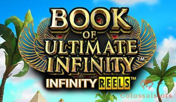 book of ultimate infinity™ logo