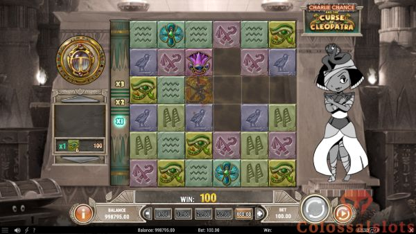 charlie chance curse of cleopatra basegame