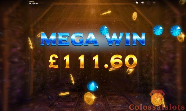 dynamite riches megaways™ big win