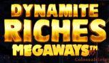 dynamite riches megaways™ logo