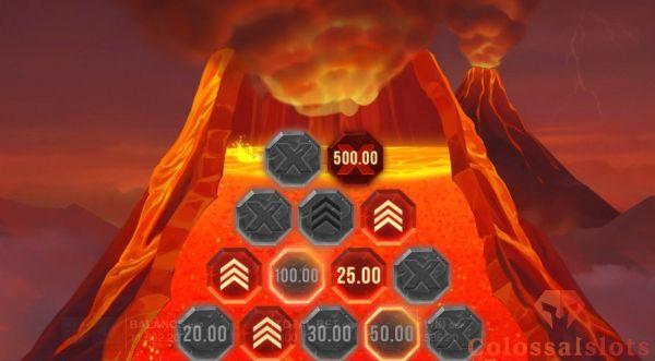mount magmas bonus feature