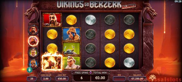 Viking go Berzerk Reloaded battle