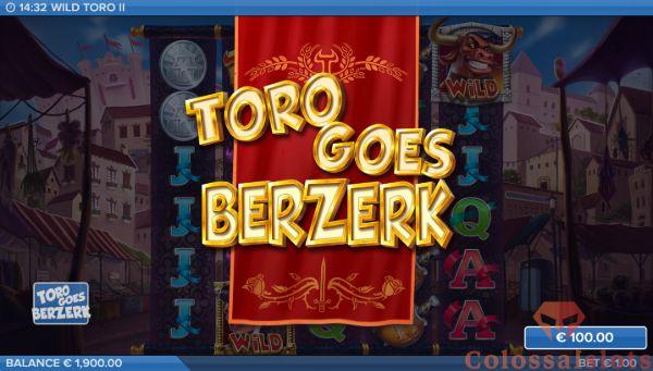 wild toro II special feature