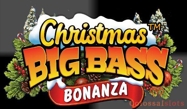 christmas big bass bonanza featured